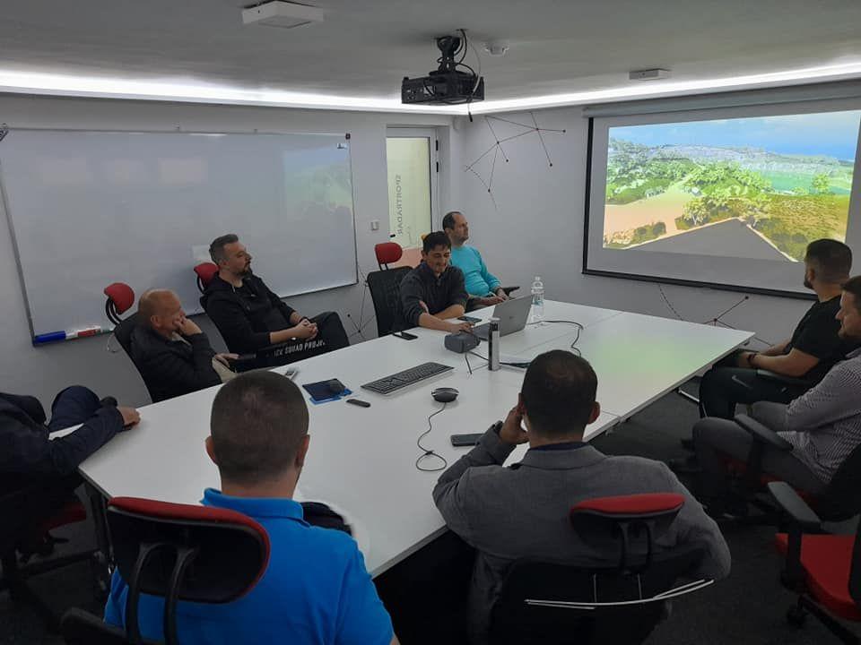 Podrška projektu uređenja sportsko rekreacijskog centra na lokaciji kop Vihovići