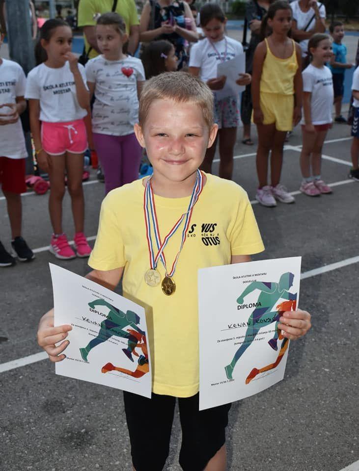 Sanus Motus Kids, prve nagrade