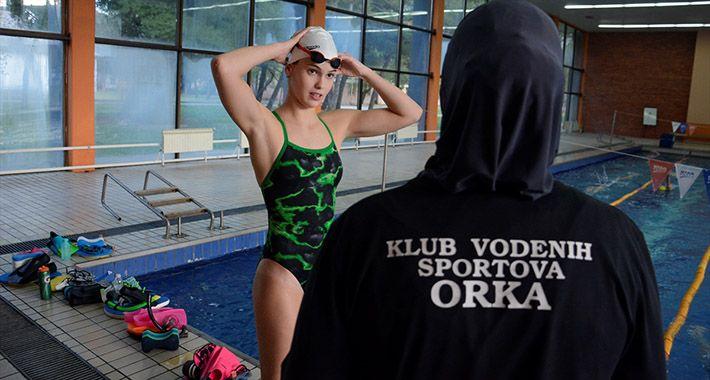 Lana Pudar, petnaestogodišnje čudo iz Mostara ide na Olimpijske igre u Tokiju kao najmlađa sudionica